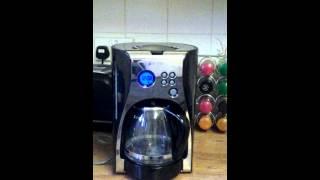 Prestige Deco Digital Coffee Maker 1.5l