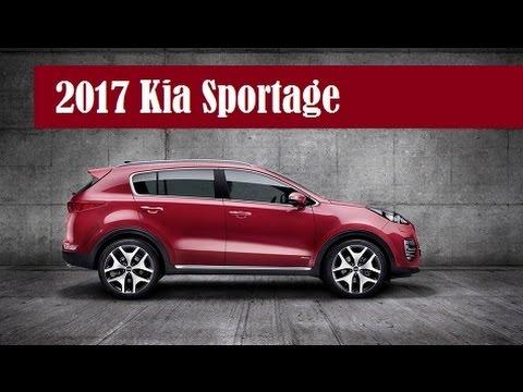 2017 Kia Sportage European Spec Finally Been Revealed Officially