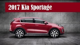 2017 Kia Sportage (European Spec), finally been revealed officially !
