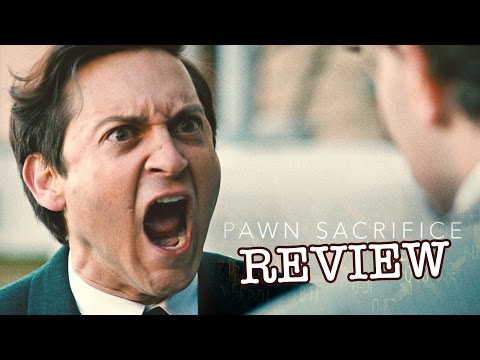 Tobey Maguire in 'Pawn Sacrifice' - Movie Review