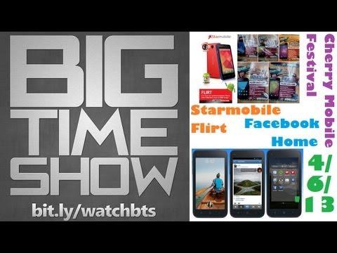 BTS 4/6/2013 - Facebook Home, Starmobile Flirt, Cherry Mobile Festival, & More! #KrisAquino