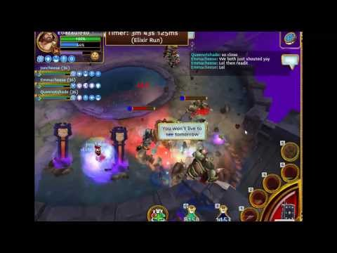 Arcane Legends - Shuyal Ashral Tower (Elite Inan'hesh)