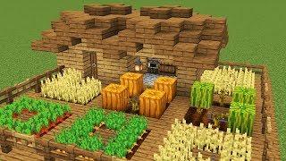 маинт крафт как сделать ферму