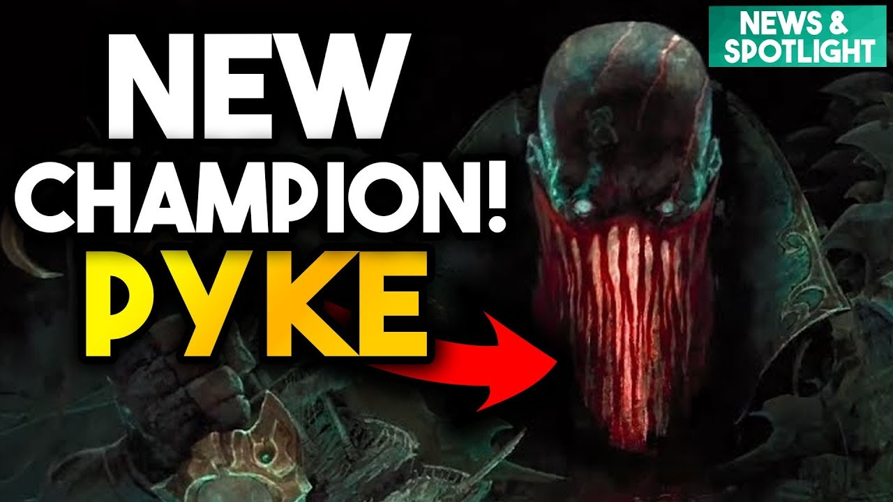 Pyke The Bloodharbor Ripper Abilities