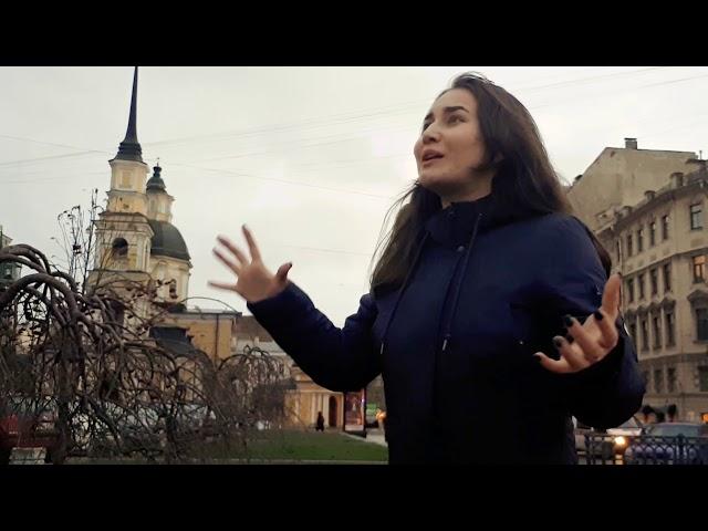 Изображение предпросмотра прочтения – АлинаШарафутдинова читает произведение «Молитва» М.И.Цветаевой