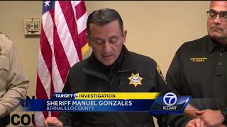 BCSO rules: Deputy can draw weapon without intent to use it