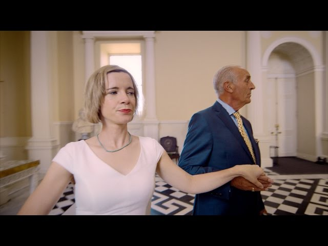 Comportment lesson – Dancing Cheek to Cheek: An Intimate History of Dance: Episode 1 – BBC