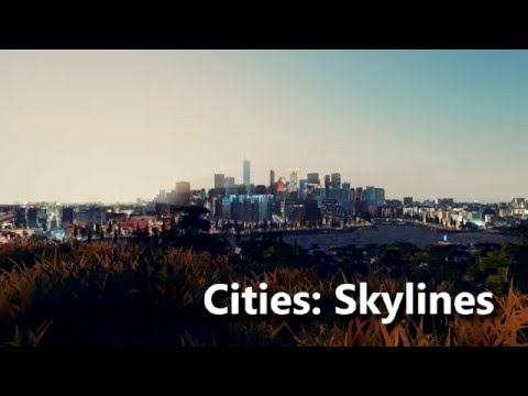 Cities: Skylines Review Commentary