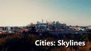 Cities: Skylines - Nevan City
