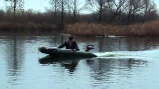 Лодочный мотор FISHER 2 5