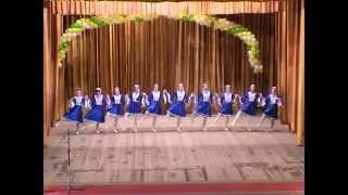 Еврейский танец '7-40', коллектив 'Світанок'(Еврейский танец