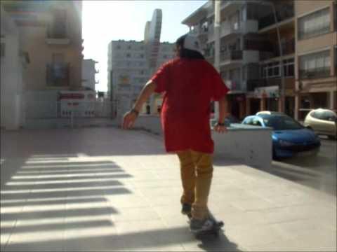 Rodrigo Diaz Skateboarding