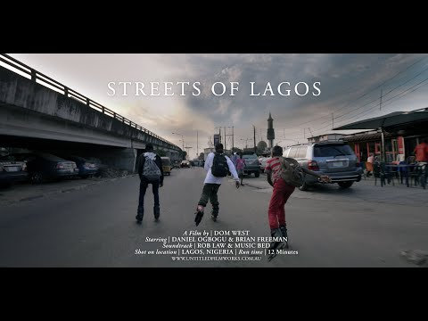 Streets of Lagos: A Rollerblading Journey
