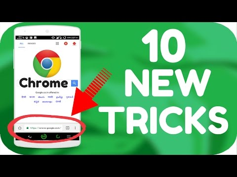 10 Cool Google Chrome Tricks You Should Try😎