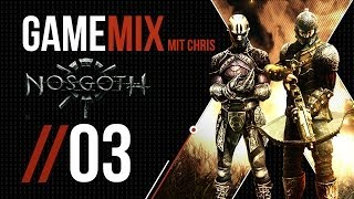 Gamemix 03 // Nosgoth - 01 Vampires FTW // Let's Play Nosgoth [HD]