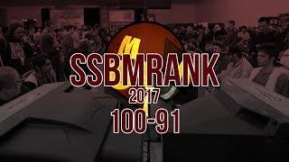 The SSBMRank 2017 Combo Video - Part 1: 91-100