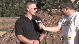 The Honor Group: Kevin Cameron From Alpha K9 Speaks At The Armed Forces Mud Run