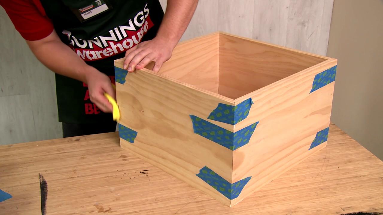 diy shadow box frame diy at bunnings - Diy Shadow Box Frame