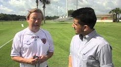 Orlando City manager talks Kaka and relegation in American soccer