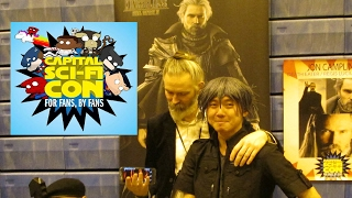 Capital SciFi Con 2017 - Meeting Jon Campling (King Regis)