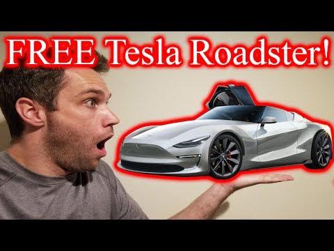 FREE Next-Gen Tesla Roadster: Secret Referral Program Unlocked!!