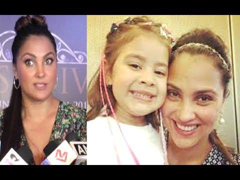 Lara Dutta Interview About Her Daughter Will Melt Your Heart