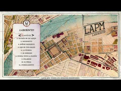 LAPM - Laberinto [ Full Album ]