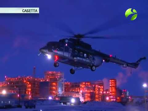"""Специальный репортаж """"Сабетта: фундамент государственной политики России в Арктике"""""""