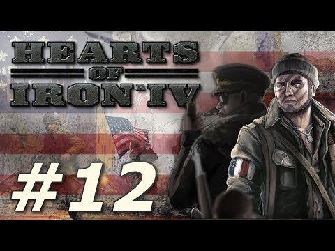 Hearts of Iron IV: Kaiserreich | American Union State - Part 12