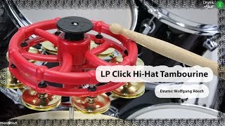 Music nStuff: LP Click Hi-Hat Tambourine