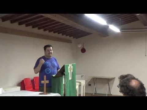 Sermone Su Luca 10:25-37 - Rev. A. Panerini - 14 Luglio 2019 - CPU Firenze