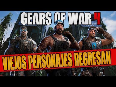 EL REGRESO DE BIG RIG DIZZY PARA GEARS OF WAR 4??