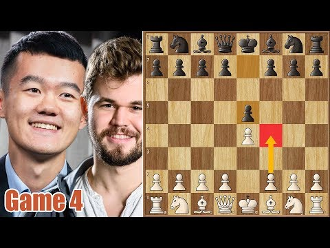 All Hail King's Gambit! || Carlsen VS Ding || MC Invitational (2020)
