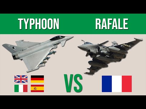 Eurofighter Typhoon vs