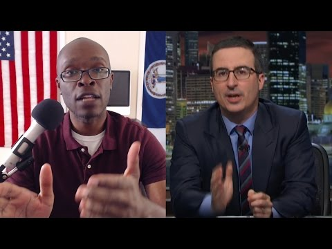 John Oliver Says School Segregation Is Bad... But Is It Really? (LAST WEEK TONIGHT REACTION)
