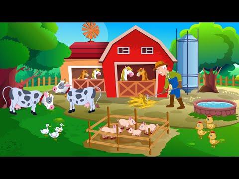 У старого МакДональда была ферма | Old MacDonald