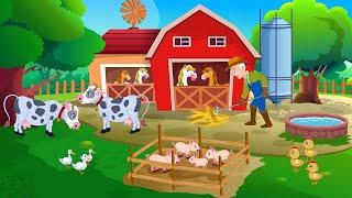 У старого МакДональда була ферма | Old MacDonald