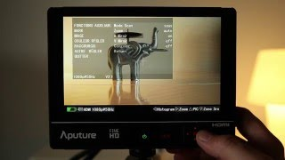 TEST MONITEUR APUTURE VS2 FINE HD (BLOG GH4 FRANCE)