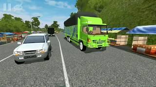 BusSimulator #CarDriving Bus simulator indonesia in HRV bussid
