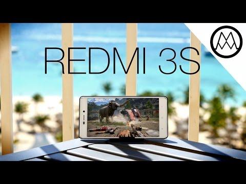Xiaomi Redmi 3S Smartphone Review!