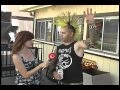 Capture de la vidéo Jake Casualty Warped Tour 2010 Interview For Utv