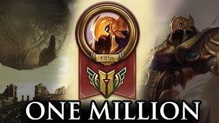 One Million Mastery Azir Montage