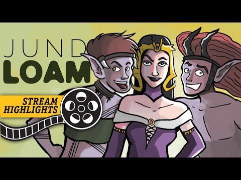 SHOCK-ing (Jund Loam, Modern) – Stream Highlights