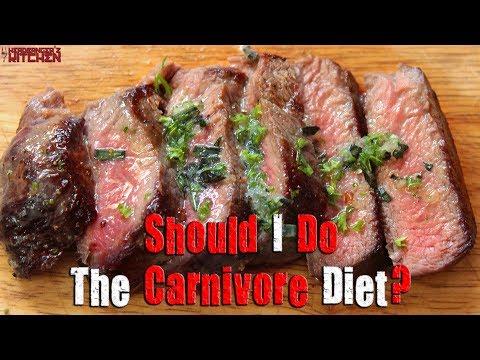 Should I do the carnivore diet (zero carb diet)?   Headbanger's Kitchen