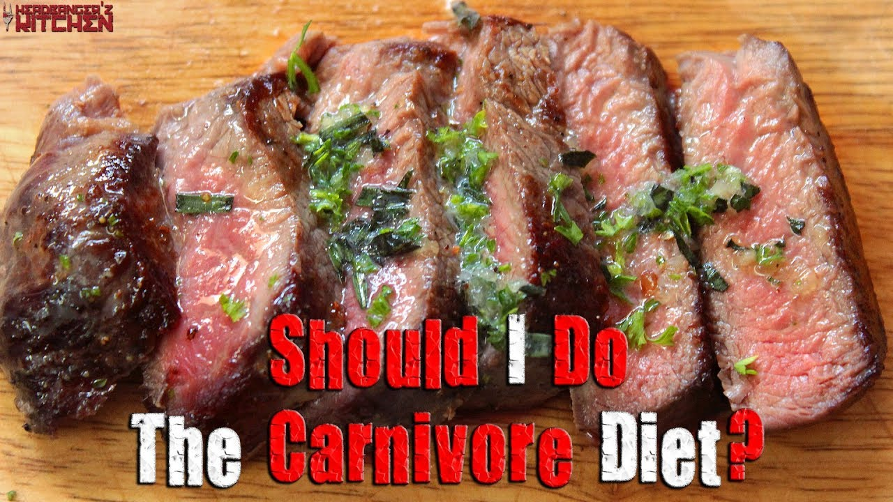Should I Do The Carnivore Diet Zero Carb