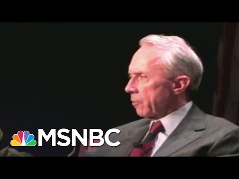 Perils Of Eroded Civic Knowledge Forewarned | Rachel Maddow | MSNBC