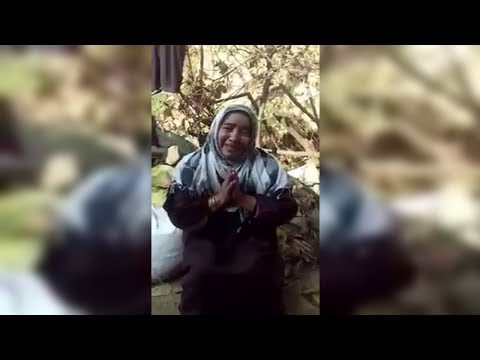Another Kashmiri mother appeals her son to surrender