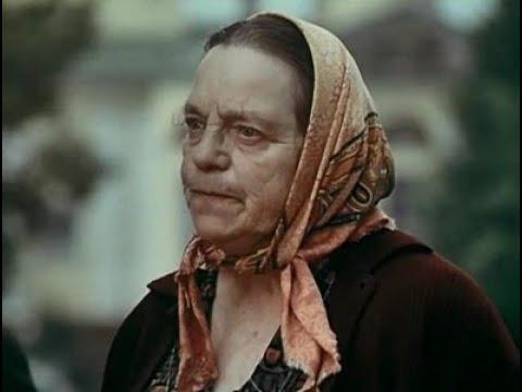 Максимова прославилась за счет ролей бабушек. Но она была и обнаженной невестой