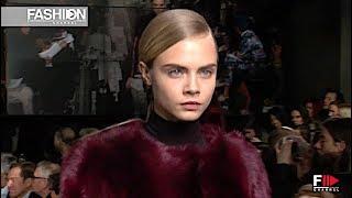 DKNY Fall 2012 2013 New York - Fashion Channel
