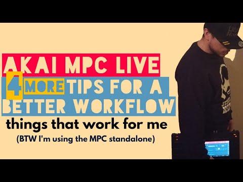 Repeat Akai MPC LIVE - SP 404 Vinyl Sim Effect - Lifted